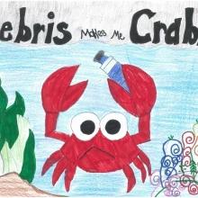 Artwork by Halie C. (Grade 6, South Carolina)