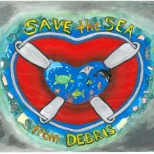 Artwork by James S. (Grade 7, Louisiana)