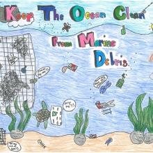 Artwork by Kaylee M. (Grade 5, Hawaii)