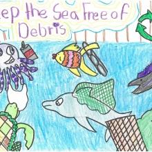 Artwork by Jessica D. (Grade 4, New York)