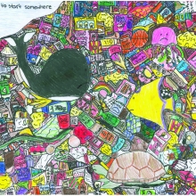 Artwork by Chloe K. (Grade 7, Washington)