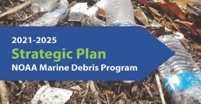 Cover of the Marine Debris Program Strategic Plan.