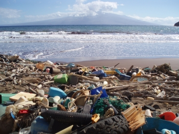 Marine Debris in Hawaii