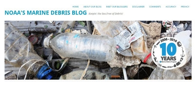 Marine Debris Blog (Photo Credit: NOAA)