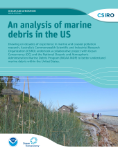 An Analysis of Marine Debris in the US.