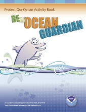 Be an Ocean Guardian Activity Book.