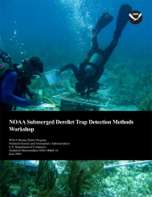 NOAA Submerged Derelict Trap Detection Methods Workshop Report Cover