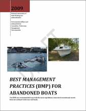 Best Management Practices for Abandoned Boats