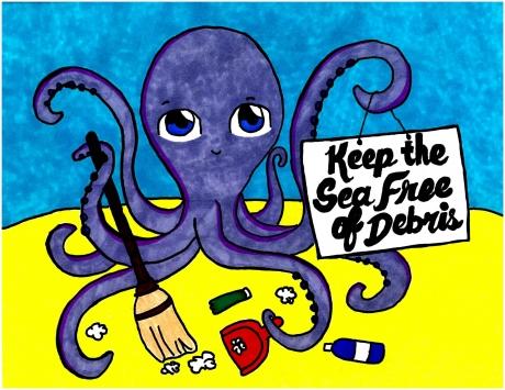 Artwork by Carson M. (Grade 6, Georgia)