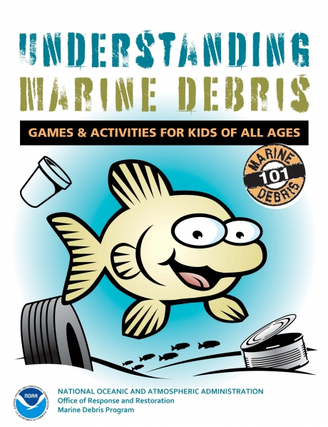 Marine Debris Activity Book.