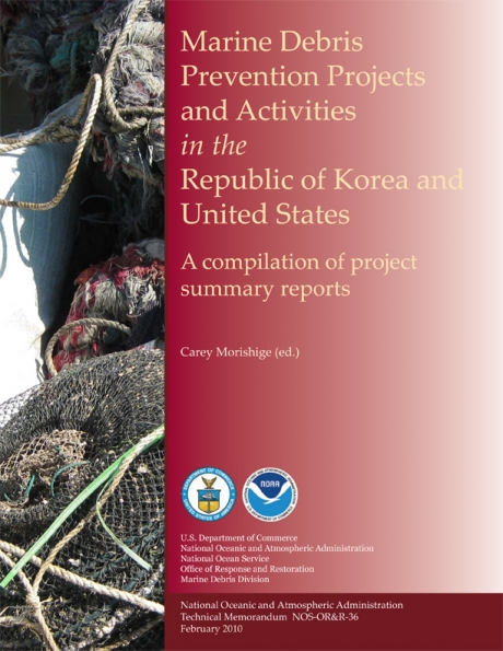 742738383949 Marine Debris Prevention Projects and Activities in the Republic of ...