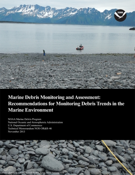 Monitoring and Assessment Report Cover