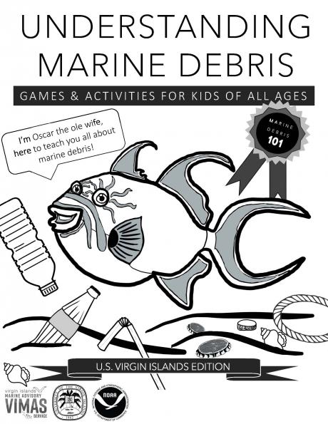 U.S. Virgin Islands Marine Debris Activity Book.