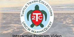 Turtle Trash Collectors Interactive Program Video.